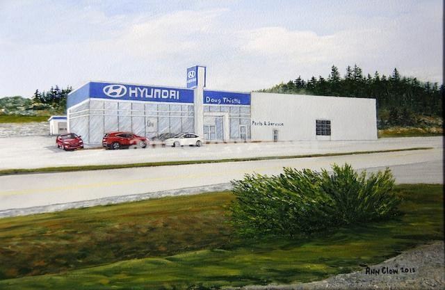 Doug Thistle Hyundai in Dayton/Yarmouth